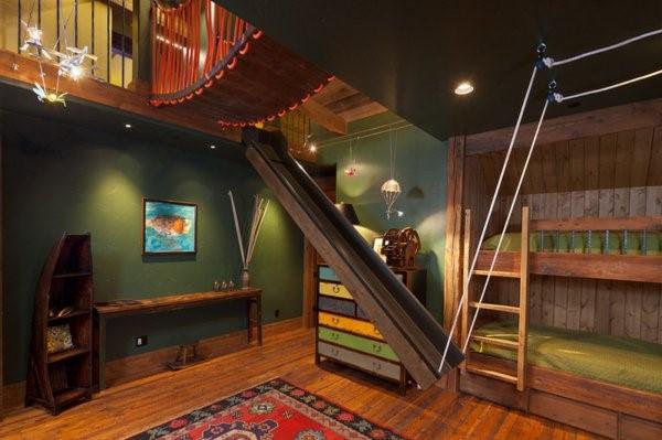 ausgefallene kinderzimmer ideen. Black Bedroom Furniture Sets. Home Design Ideas