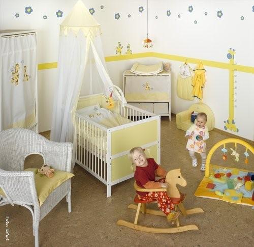 Babyzimmer Ausmalen Ideen
