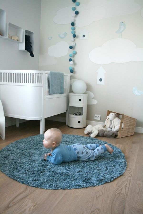 babyzimmer junge deko. Black Bedroom Furniture Sets. Home Design Ideas