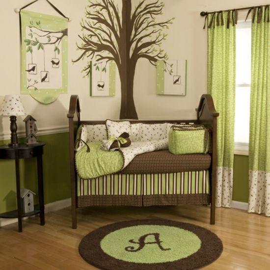 Babyzimmer junge deko