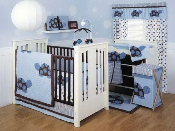 Deko babyzimmer junge