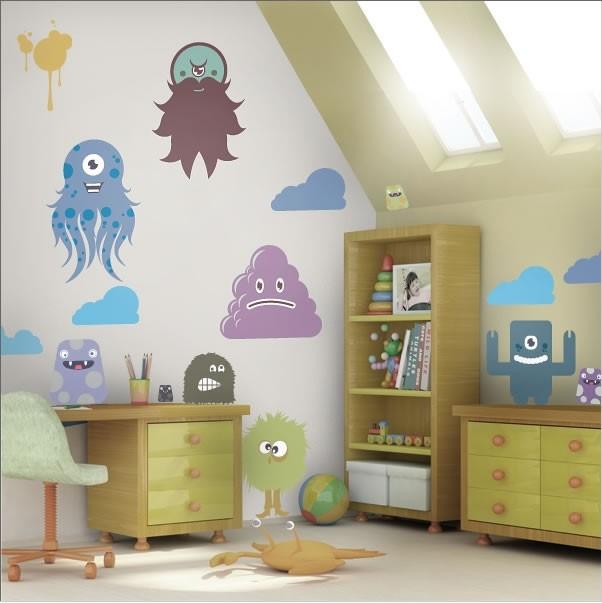 Kinderzimmer einrichten junge kleine zimmer jungen for Rechteckiges zimmer einrichten