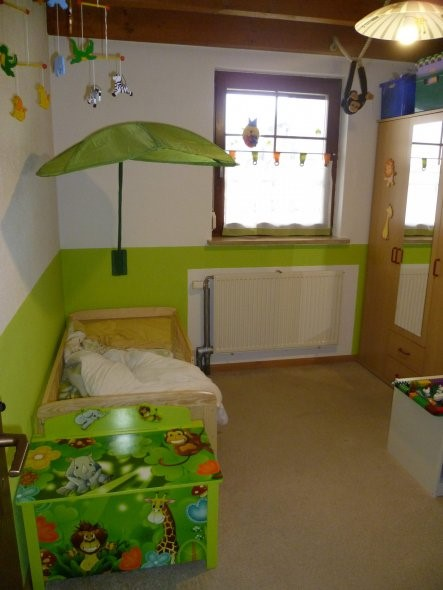Dschungel deko kinderzimmer for Kinderzimmer deko junge