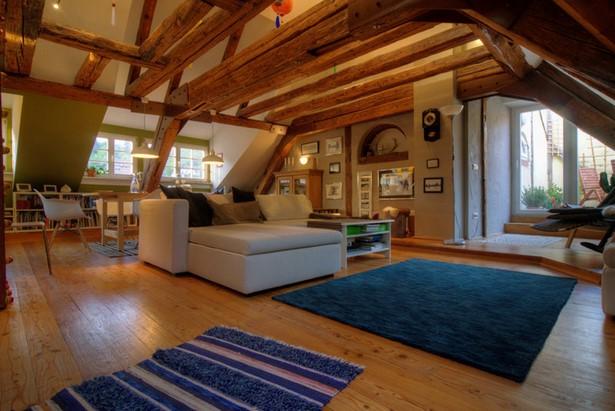 Einrichtungsideen Dachgeschosswohnung