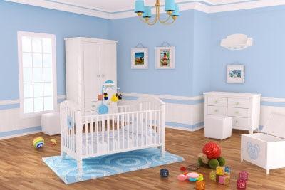 ideen f r babyzimmer streichen. Black Bedroom Furniture Sets. Home Design Ideas