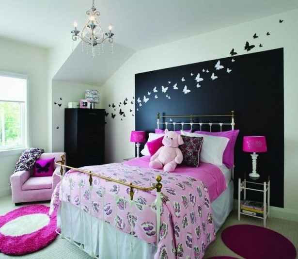ideen jugendzimmer gestalten. Black Bedroom Furniture Sets. Home Design Ideas