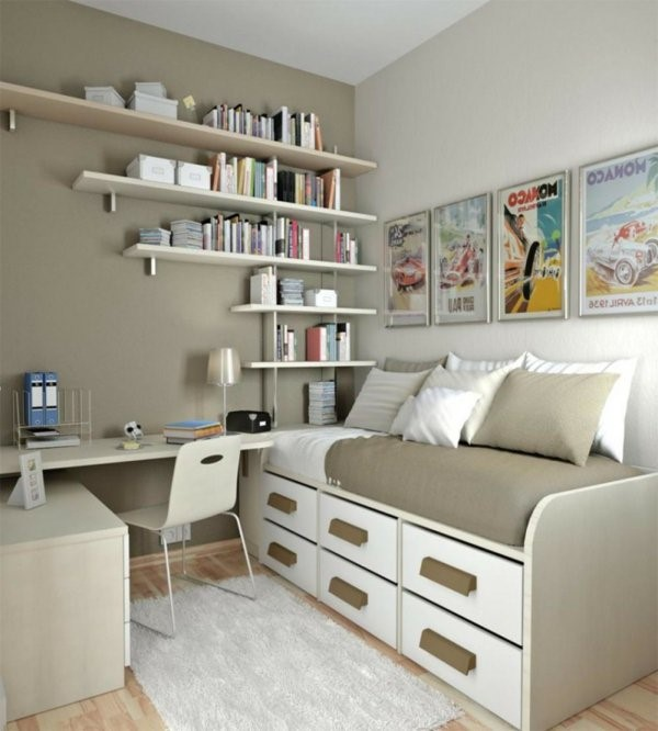 Master Bedroom Armoire English Bedroom Design Bedroom Hanging Lights Interior Design Master Bedroom Paint Color: Jugendzimmer Wandgestaltung Ideen