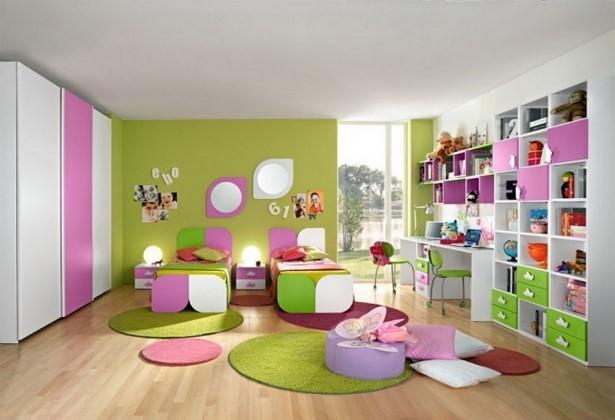 Kinderzimmer anstrich ideen - Teenager zimmer streichen ...