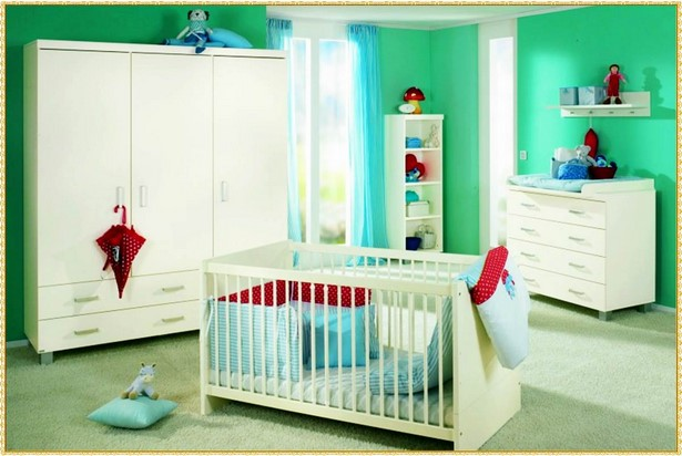 kinderzimmer baby gestalten. Black Bedroom Furniture Sets. Home Design Ideas