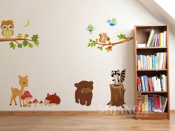 Kinderzimmer deko eule - Babyzimmer junge deko ...