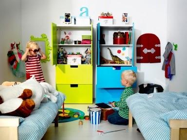 Kinderzimmer einrichten f r zwei for 1 kinderzimmer fur 2