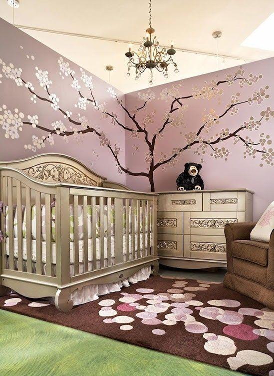 Kinderzimmer farbe wand
