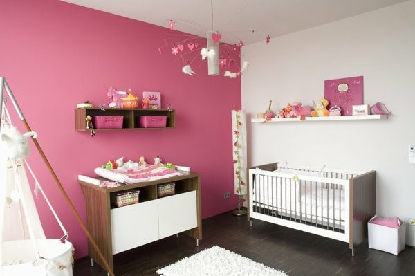 kinderzimmer farbe wand. Black Bedroom Furniture Sets. Home Design Ideas