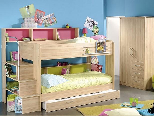 Etagenbett 3 Kinder ~ Kreative Ideen für Ihr Zuhause-Design