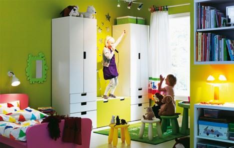kinderzimmer f r 6 j hrige jungs. Black Bedroom Furniture Sets. Home Design Ideas