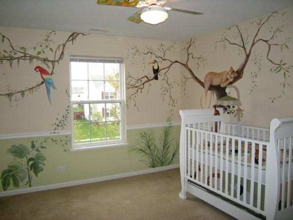 kinderzimmer f r baby gestalten. Black Bedroom Furniture Sets. Home Design Ideas