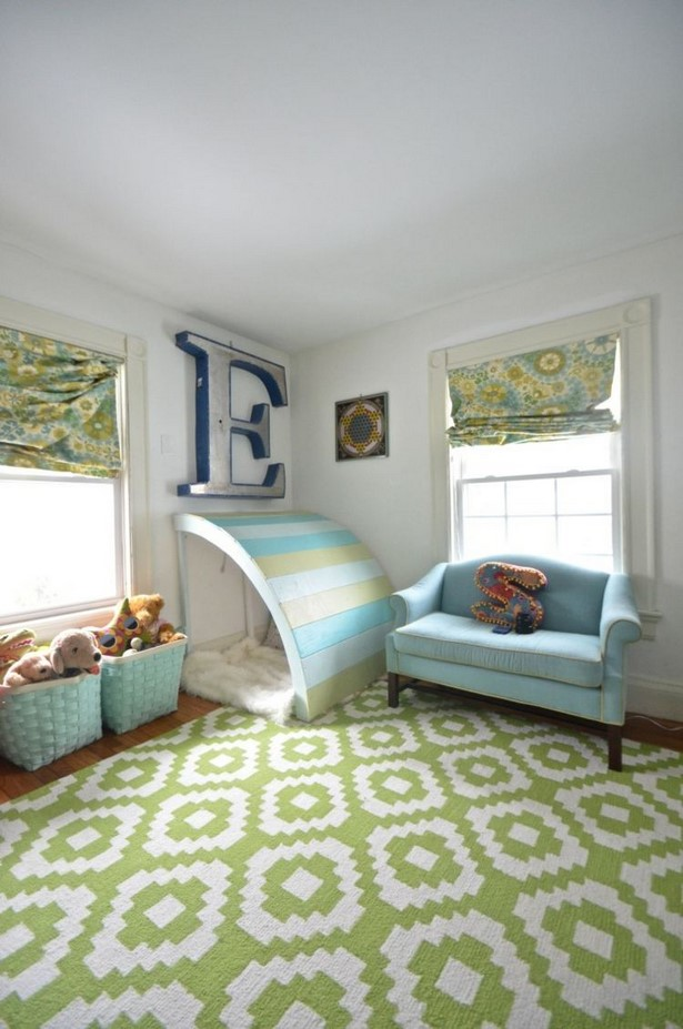 Kinderzimmer kuschelecke einrichten - Zimmer vintage einrichten ...