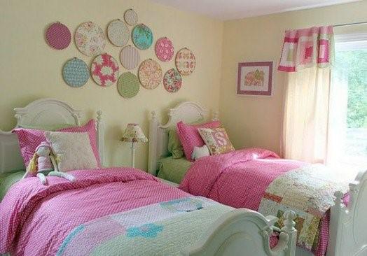 Kinderzimmer m dchen deko for Zimmer deko kinder