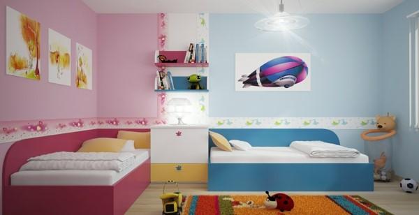 vorhange kinderzimmer junge inspiration design familie. Black Bedroom Furniture Sets. Home Design Ideas