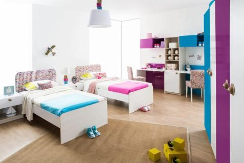 kinderzimmer m dchen und junge. Black Bedroom Furniture Sets. Home Design Ideas