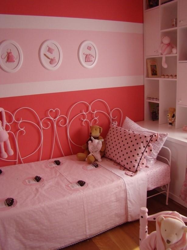 kinderzimmer streichen m dchen. Black Bedroom Furniture Sets. Home Design Ideas