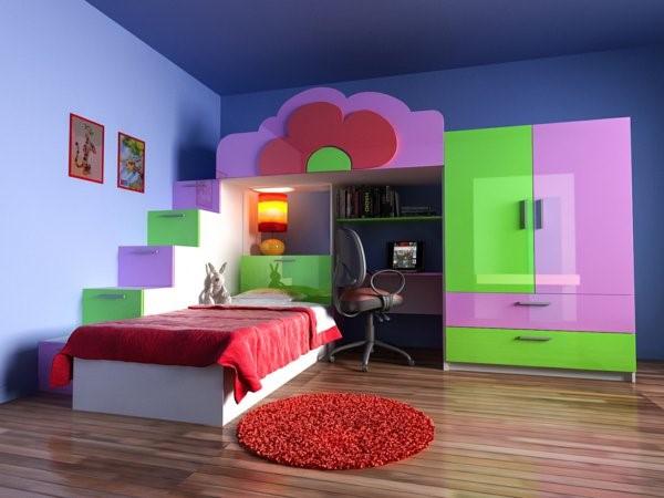 Kinderzimmer wandfarbe ideen