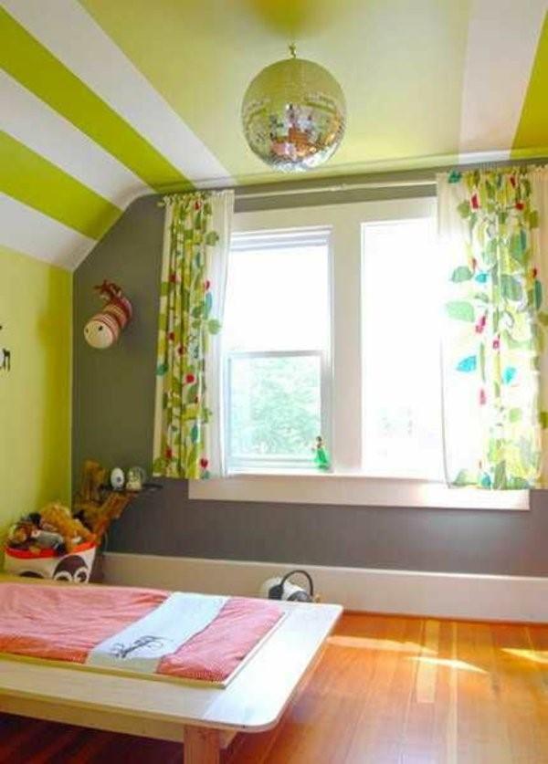 Kinderzimmer Gestaltung Wandfarben : Kinderzimmer wandfarben beispiele
