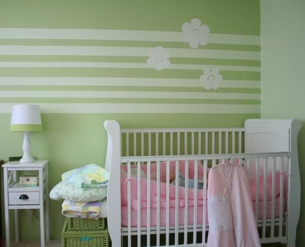 Wandfarben kinderzimmer - Verschiedene wandfarben ...