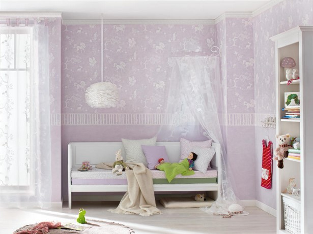 Kinderzimmer wandgestaltung mädchen