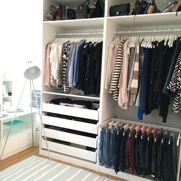 Kleiderschrank Mit Einrichtung