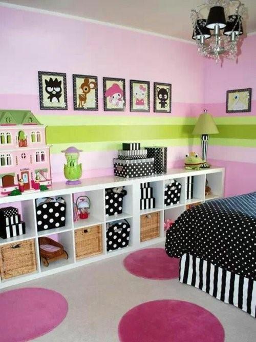 Mädchenzimmer Streichen mädchenzimmer wandgestaltung