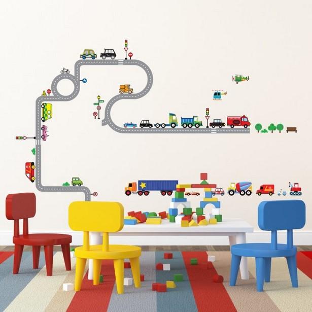 Raumgestaltung kinderzimmer junge for Kinderzimmer kleinkind junge