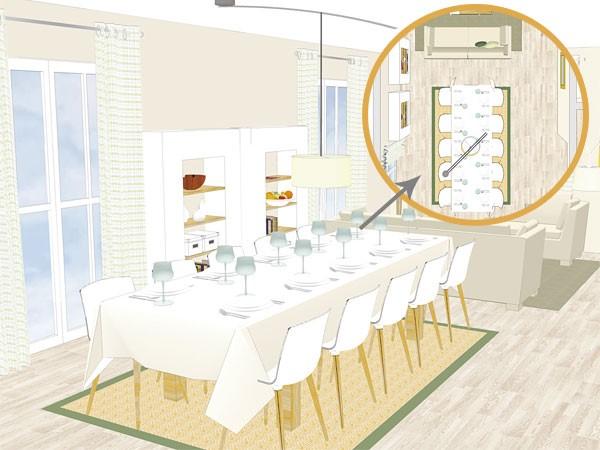 raumteiler wohnzimmer esszimmer. Black Bedroom Furniture Sets. Home Design Ideas