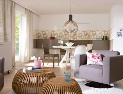 sch ner wohnen esszimmer. Black Bedroom Furniture Sets. Home Design Ideas