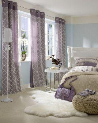 Sch ner wohnen gardinen schlafzimmer - Gardinen im schlafzimmer ...