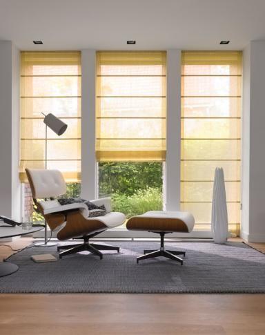 Schöner wohnen gardinen wohnzimmer