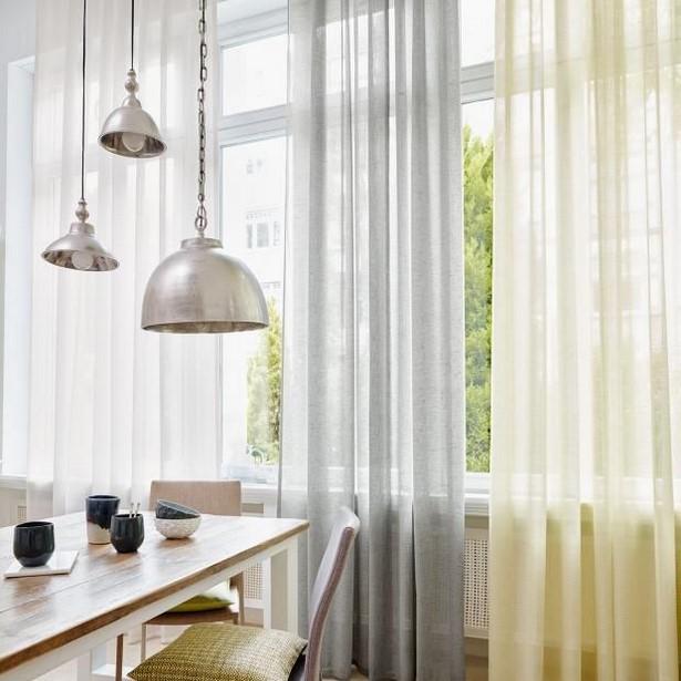 Sch ner wohnen gardinen wohnzimmer - Gardinen modernes wohnen ...