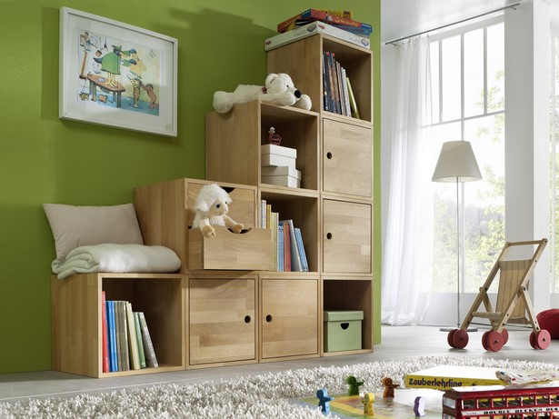 stauraum im kinderzimmer. Black Bedroom Furniture Sets. Home Design Ideas