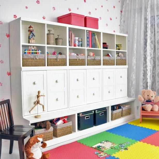 Stauraum im kinderzimmer for Jugendzimmer ausziehbett