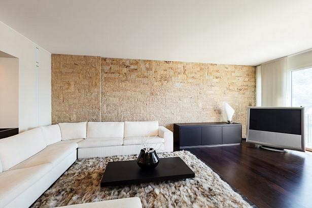 steinwand wohnzimmer ideen. Black Bedroom Furniture Sets. Home Design Ideas