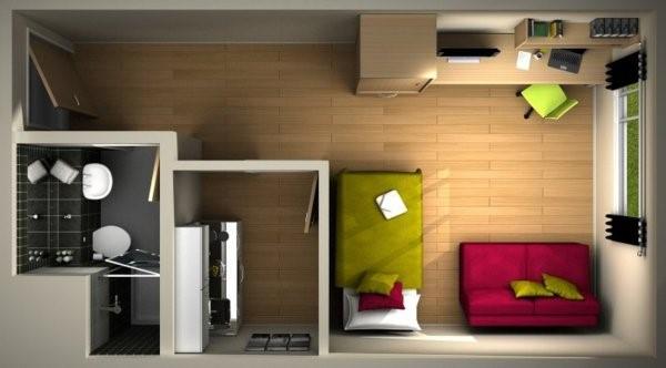 studentenwohnung einrichtungsideen. Black Bedroom Furniture Sets. Home Design Ideas