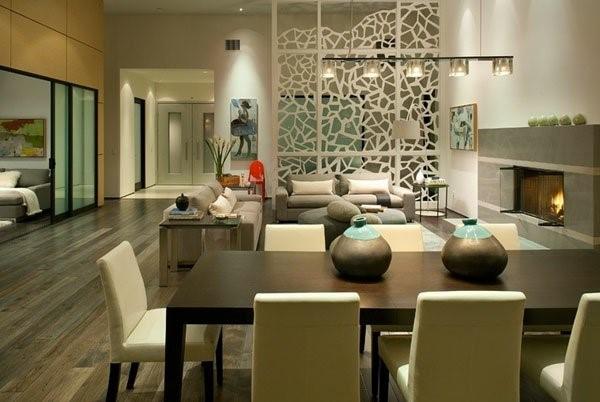 trennwand wohnzimmer esszimmer. Black Bedroom Furniture Sets. Home Design Ideas