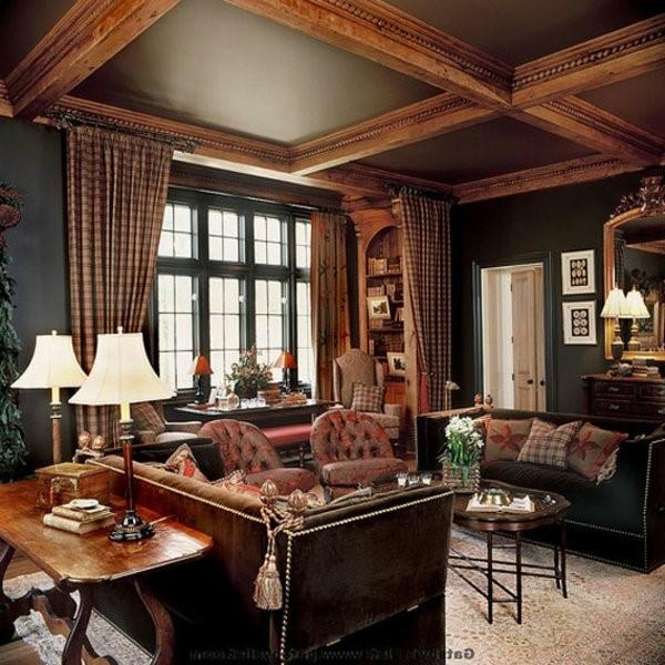 wohnung einrichten landhausstil. Black Bedroom Furniture Sets. Home Design Ideas