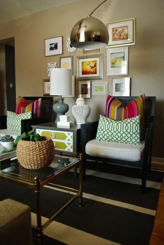 Wohnungseinrichtung Ideen Farben