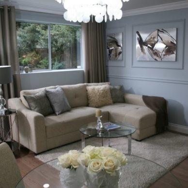 wohnzimmer elegant einrichten. Black Bedroom Furniture Sets. Home Design Ideas