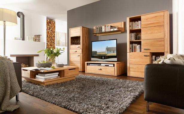 wohnzimmer holzm bel. Black Bedroom Furniture Sets. Home Design Ideas