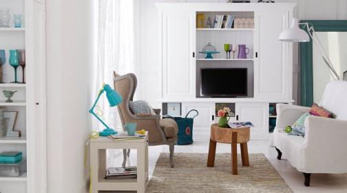 wohnzimmer mit essbereich einrichten. Black Bedroom Furniture Sets. Home Design Ideas