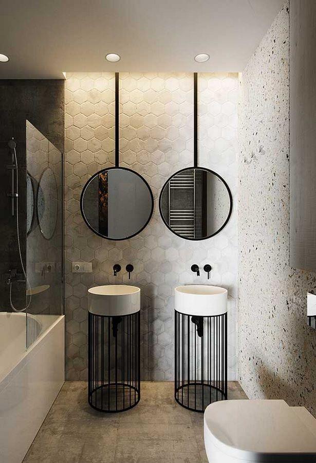 Dekorationsideen Badezimmer