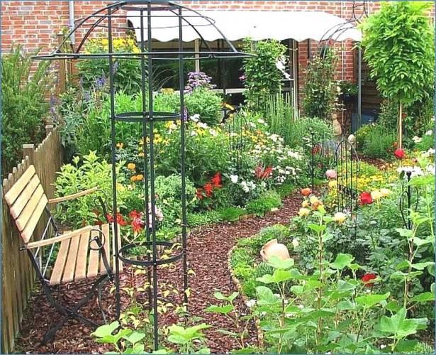 Gartengestaltung Kleine G Rten Ohne Rasen