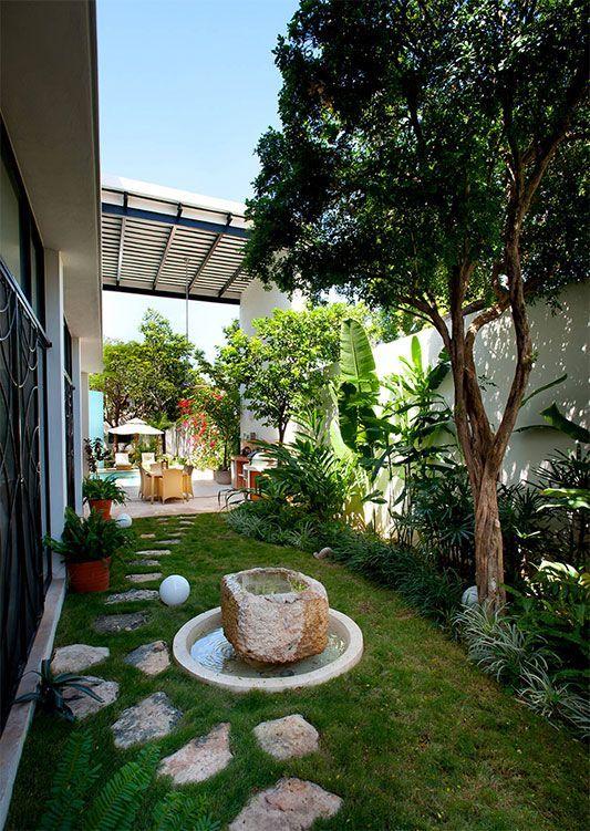 Kleiner garten ideen for Gartengestaltung kleiner garten ideen